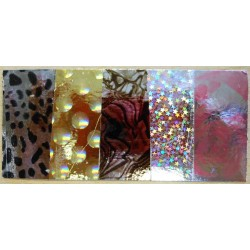 Transfer Foils - Chocolate Box Treats