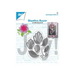 Joy Crafts Dianthus Flower Cutting Die