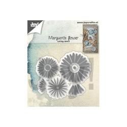 Joy Crafts Marguerite Flower Cutting Die