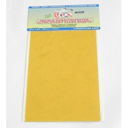 Double Sided Polyester Ultra Sticky Clear Sheets