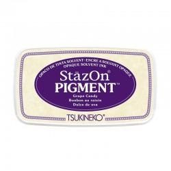 Stazon Pigment Inkpad - Grape Candy