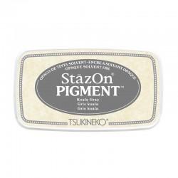 Stazon Pigment Inkpad - Koala Gray