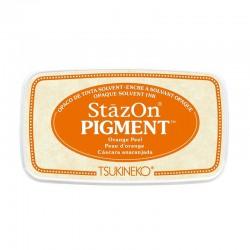 Stazon Pigment Inkpad - Orange Peel