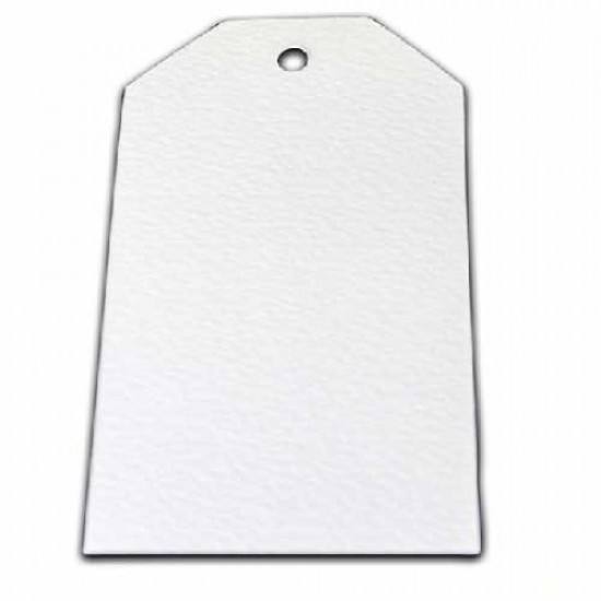 Large White Alteration Tags