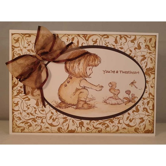Amelia & Duckling Clear Stamp Set