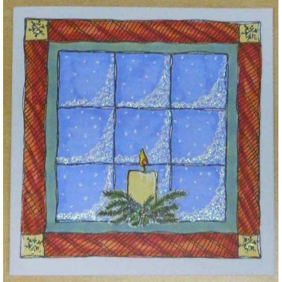 Grandma's Quilt Rubber Stamp Set