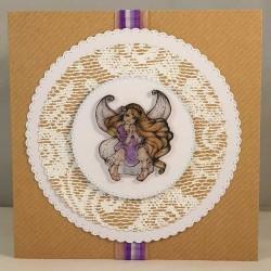 Joy Crafts Scallop Circles Cutting Die - Billes Festooncircles