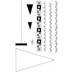 Design A Tree Rubber Stamp Set