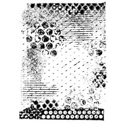 Grunge Background rubber stamp