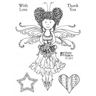 Fairy Bunches Rubber stamp set